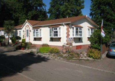 50′ x 20′ Stately Carolina Lodge – £144,950